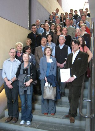 Meeting Participants (minus C. Maines)