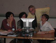Workshop Instructor Gary Mallard