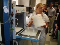 Workshop Instructor Perla Colombini at PMA