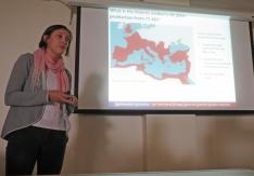Workshop Instructor Monica Ganio