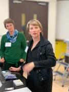 Jenny Poulin at CCI