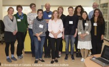 Workshop Group A at CCI
